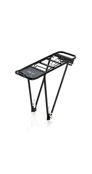 """XLC RP-R02 Bagagebærer til cykler 26""""-28"""" sort/sølv"""